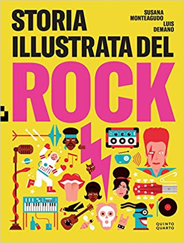 Storia Illustrata del Rock